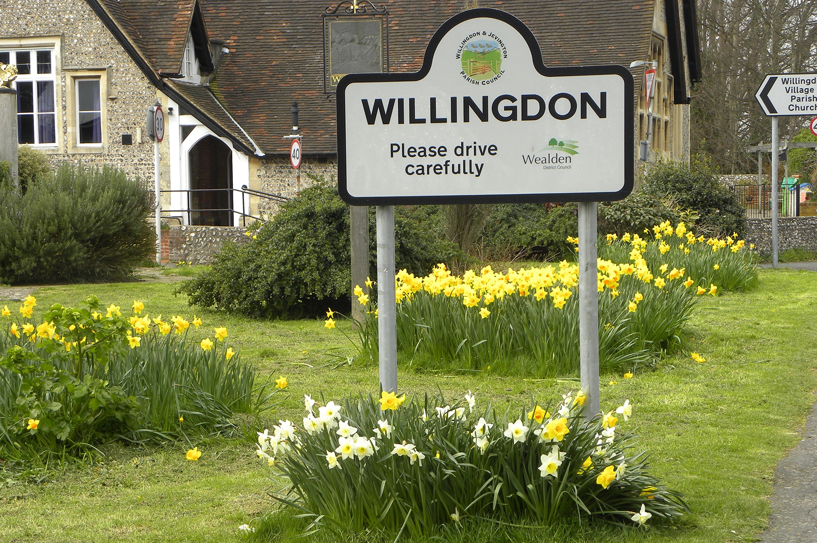 Willingdon Village East Sussex