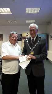 Parish Council Grant Donations 2017